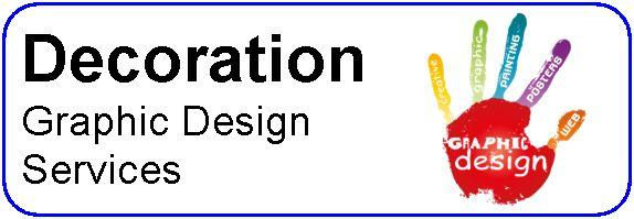 Decoration Graphic Design Service