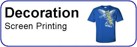 Decoration Screen Printing