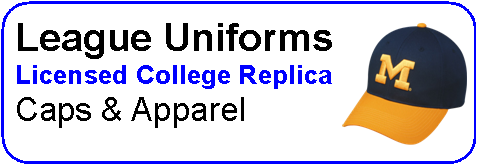 Little Leage College Replica