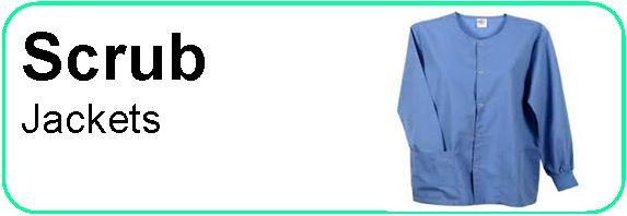 Medical Scrub Jacket