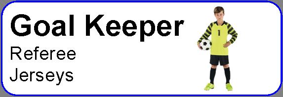 Goal Keeper Soccer Uniforms