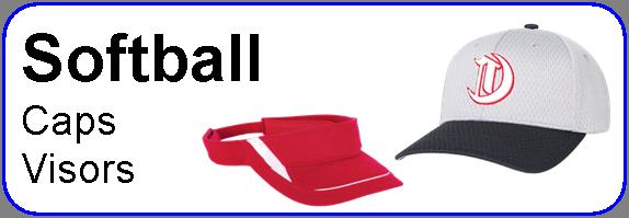 Softball Uniforms Caps