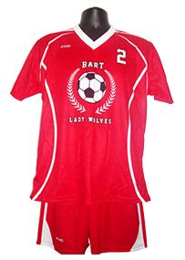 Women's Short Sleeve Soccer Uniform