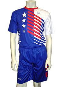 Custom Volleyball Uniform Set