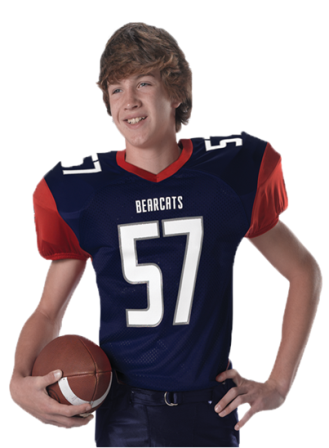 Youth Football Uniforms
