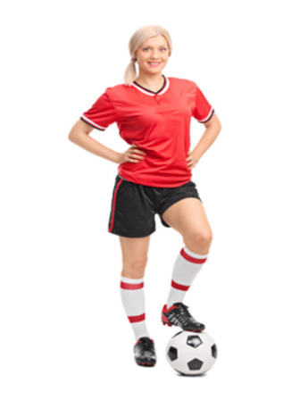 Ladies Soccer Uniforms