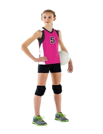 Youth Volleyball Uniforms